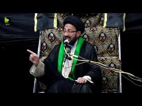 [Majlis] Topic: Quran, Shahadat Or Shaaori Shahadat | H.I Sadiq Raza Taqvi - Urdu
