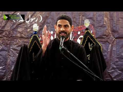 [Majlis 1] Topic: Wilaae Tarbiyat | Moulana Mubashir Zaidi | Ayaam-e-Fatimiya (sa) 1441 - Urdu