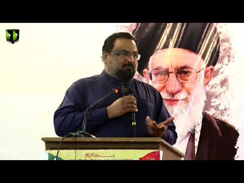 [Tarana] Shaitan-e-Buzurg Hai America | Br. Shuja Rizvi | Youm-e-Shohada-e-Pakistan - Urdu