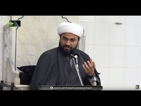 Asma e Ilahi | مولانا محمد علی فضل