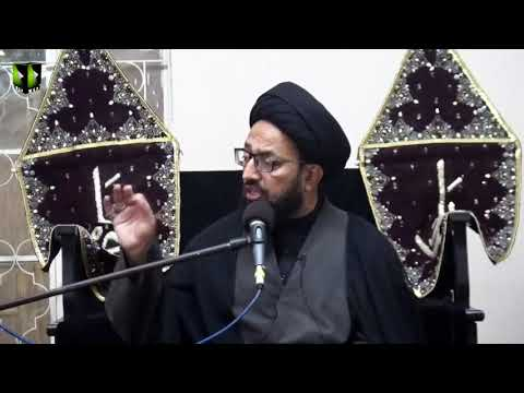 [Majlis] Ahlebait (as) Say Haqeqi Tamasuk Or Sirat -e- Imam Ali Naqi (as)   H.I Sadiq Raza Taqvi - Urdu