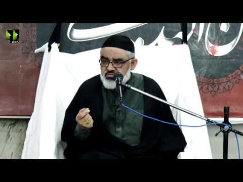 [Majlis] Chelum | مجلس چہلم | Ali Muhammad Zaidi | Khitab: H.I Ali Murtaza Zaidi - Urdu