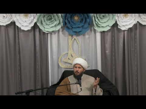 Fighting in the Way of Allah (SWT) - Sheikh Hamza Sodagar - Enflish