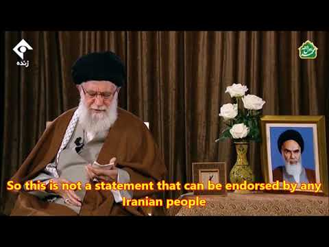 Why Iran Rejects Western Medical Offers - Farsi sub English
