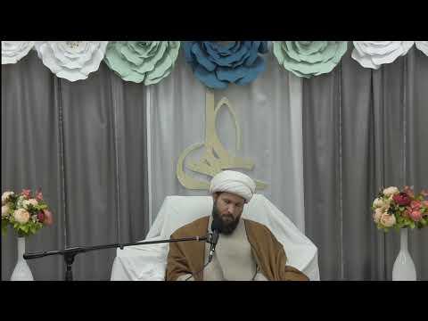The Birth of Imam Husain, Imam Zainul Abidin, and Hazrat Abbas (AS) - Sheikh Hamza Sodagar [English]