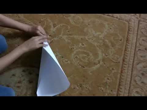 DIY Paper plane:How to Keep kids busy during COVID-19 lock down - Urdu