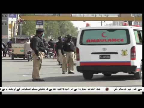 [07 Apr 2020]  پاکستان اور ہندوستان میں کورونا کا پھیلاؤ - Urdu
