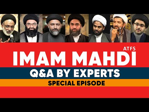 Imam Mahdi as Q&A by Your Favourite Ulaama  2020 Urdu