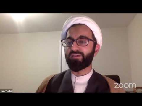 [Lecutre] Topic: Fear in Islam | Shaykh Salim Yusufali - English