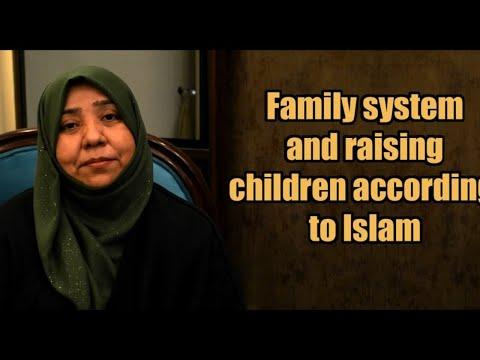 Family system in Islam | Class 8 | Khanam Sakina Mahdavi - Urdu