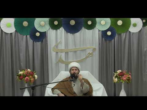 Dua Kumayl with Lecture on Solving Trails through the help of Allah - Shaykh Hamza Sodagar [English]