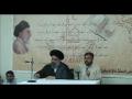 Agha Bahudini 1st Ramzan 2009 Lecture - Adaab Reciting Quraan