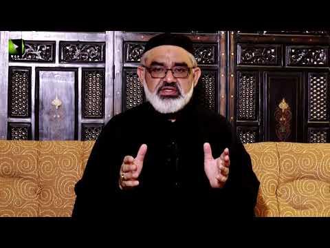 [9] Mah-e-Ramzaan Or Nusrat e Ahlebait (as) | Shab e Qadar |  H.I Ali Murtaza Zaidi - Urdu