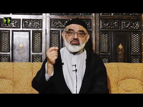 [11] Mah-e-Ramzaan Or Nusrat e Ahlebait (as) | H.I Ali Murtaza Zaidi - Urdu
