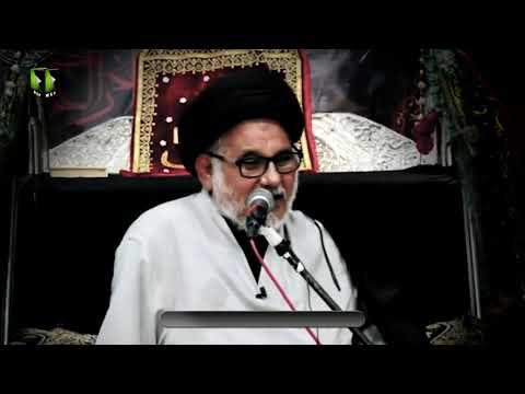 Nizam e Marjaiyat Bais e Iftikhar | حجۃالاسلام سیّد حسن ظفر نقوی | Urdu