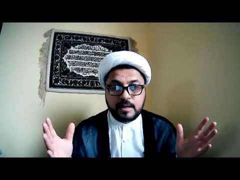 The Role of Imam Khomeini\'s wife | Agha Abid Beheshti | Urdu