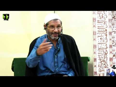 [Dars] Topic: Sirat -e- Imam Muhammad Taqi (as)   Moulana Sajjad Mehdavi - Urdu