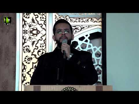 [Tarana] Seminar: Shaheed Muzaffar Kirmani   Moulana Sibtain Al Hussaini - Urdu