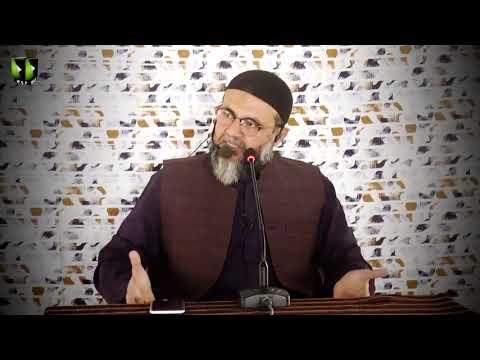 [Clip] Fitri Istaaydad Or Istemari Quwaton Kay Harbay   Moulana Ali Naqi Hashmi - Urdu