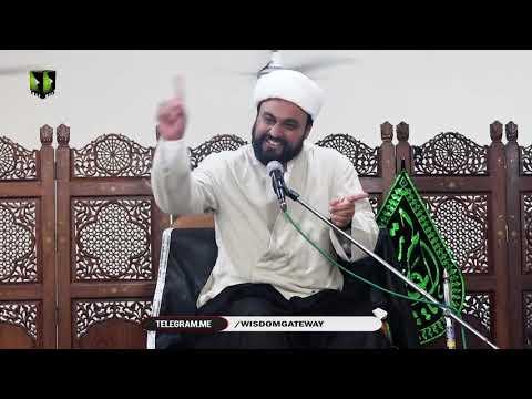 [01] Ashura Aur Intizar   حجۃ الاسلام مولانا محمد علی فضل   Urdu