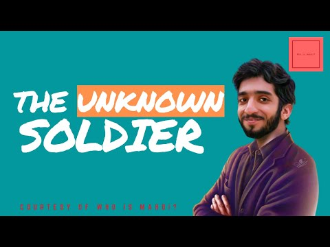 [Clip] The Unknown Soldier of the Imam   Sheikh Usama Abdulghani 2020 English