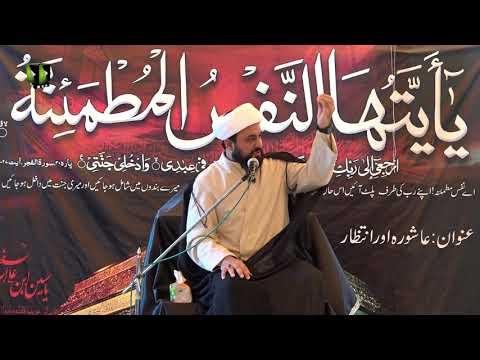 [04] Ashura Aur Intizar   حجۃ الاسلام مولانا محمد علی فضل   Urdu
