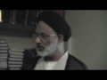 Moulana Askari - Ramadhan Day 13 - 2009 - Izfna New Jersey - Urdu
