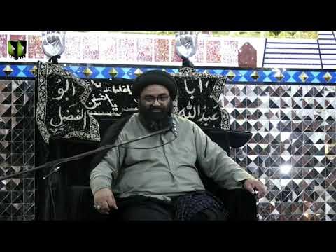 [5] Zikar -e- Elahi Or Ahlay Zikar   H.I Kazim Abbas Naqvi   Muharram 1442   Urdu