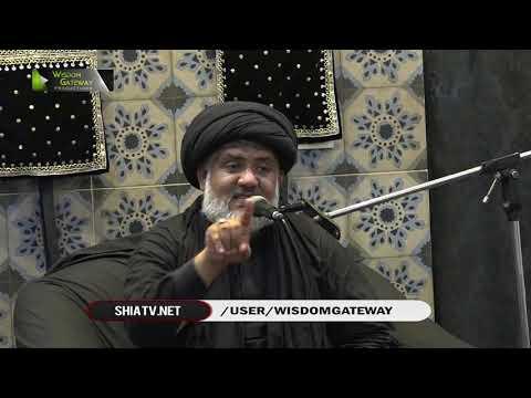 [04] Ista\'anat (Madad)   حجّۃ الاسلام مولانا حسن رضا ہمدانی   Urdu