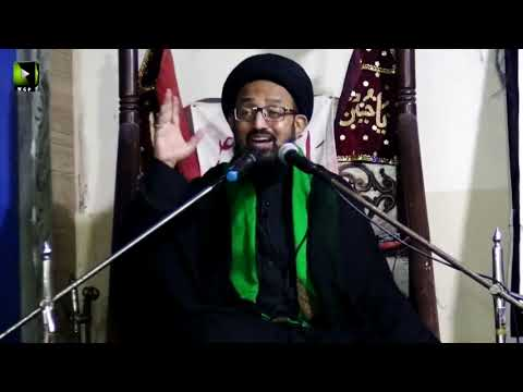 [Majlis] Topic: Imam (as) , Hujjat Or Hidayat   H.I Sadiq Raza Taqvi   25th Muharram 1442/2020   Urdu