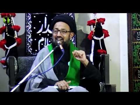 [Majlis] Zikar -e- Ali (as) , Momin Ke Haqeqi Zeenat   28th Muharram 1442/2020   Urdu