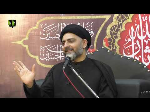 [03] Zahoor e Imam (a.j.f) Or Karbala   حجّۃ الاسلام مولانا سیّد نصرت عبّاس بخا