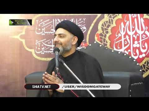 [05] Zahoor e Imam (a.j.f) Or Karbala   حجّۃ الاسلام مولانا سیّد نصرت عبّاس بخا