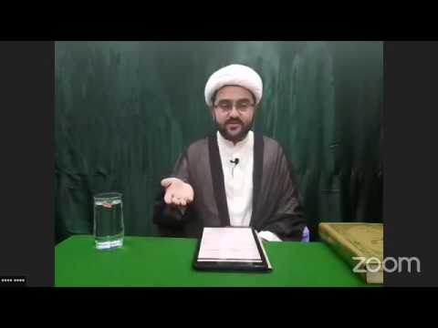 [10]Tafseer e Quran | Maulana Muhammad Nawaz | 10th Ramazan 1441 - 04 May 2020 - URDU