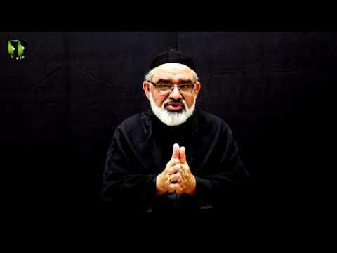 [3]  Sunnat -e- Muhammadi (saww) Or Hamari Zimadari | H.I Ali Murtaza Zaidi | 25th Safar 1442/2020 | Urdu