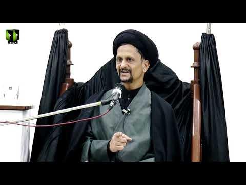 [Majlis 2] Shahadat Rasool Allah (saww, Imam Hasan (as) | Moulana Munawwar Naqvi | Safar 1442/2020 | Urdu