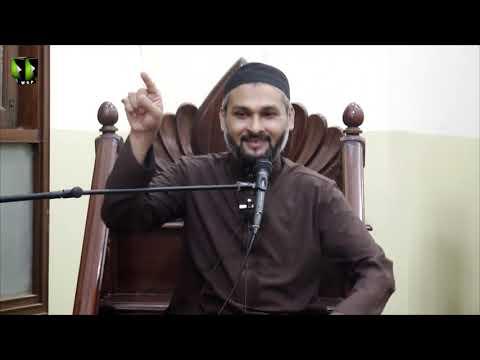 [Lecture] Hafta -e- Wahdat , Zarorat Wa Ahmeyat | Syed Zaigham Rizvi | 31 Oct 2020 | Urdu