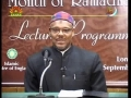 Characteristics of The Pious - Lecture 3 - Brother Ahmed Haneef - English