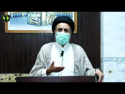 [Friday Sermon | خطبہ جمعہ] H.I Muhammad Haider Naqvi | 18 December 2020 | Urdu