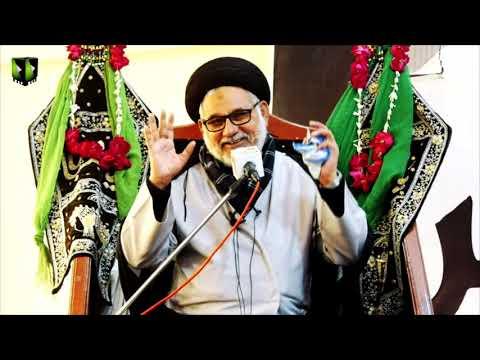 [Majlis 2] Ayaam-e-Fatimiya (sa) - 1442 |  H.I Hasan Zafar Naqvi | Urdu