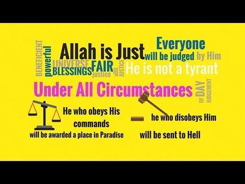 kids islamic stories | Adl | Justice of Allah | Part 1 | Attributes of God | muslim || kaz school