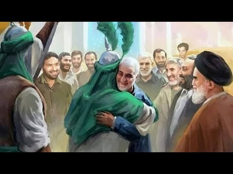 [Clip] Martyr Qassem Soleimani an Ayat of Allah - Shaykh Hamza Sodagar | English