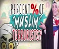 What Percentage (%) of Muslims are TERRORISTS? | Sister Spade | English