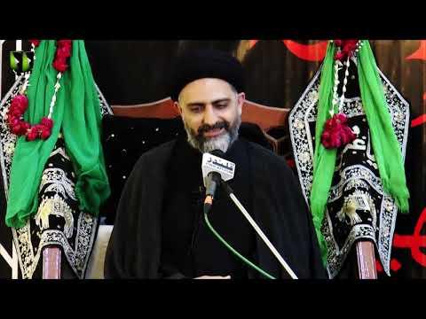 [Majlis 2] Ayaam-e-Fatimiya (sa) - 1442 |  H.I Syed Nusrat Abbas Bukhari | Urdu
