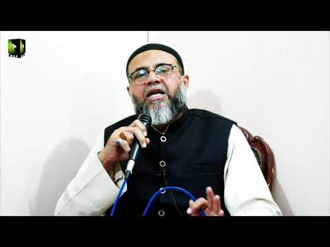 [Fikri Nashist] Khitab: Moulana Ali Naqi Hashmi | 10 January 2021 | Urdu