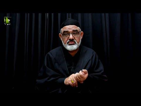 [Majlis 1] Ayaam-e-Fatimiya (sa) - 1442 |  H.I Syed Ali Murtaza Zaidi | 14 January 2021 | Urdu