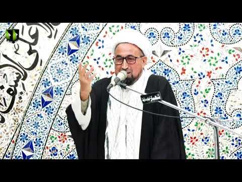 [Speech] Markazi Majlis -e- Barsi   Moulana Sadiq Jafari   23 January 2021   Urdu