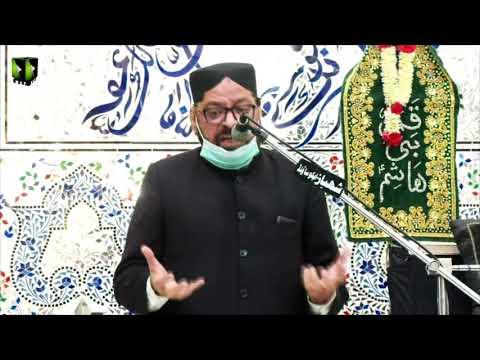 [Speech] Markazi Majlis -e- Barsi   Janab Nisar Qalandari   23 January 2021   Urdu