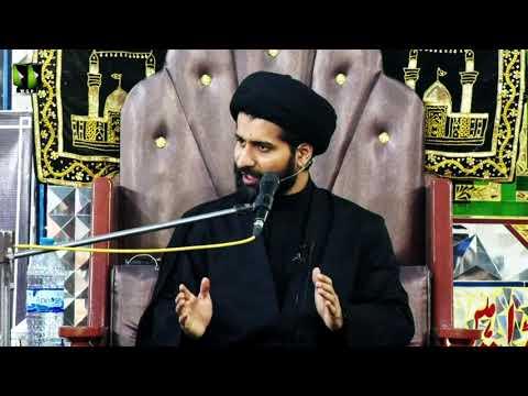 [Majlis 3] Ayaam-e-Fatimiya (sa) - 1442    Moulana Syed Arif Shah Kazmi   Urdu