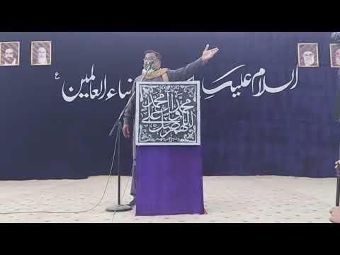 [Manqabat] Br. Shuja Rizvi | 19th Jashan e Wiladat e Hazrat Fatimah s.a  - Urdu